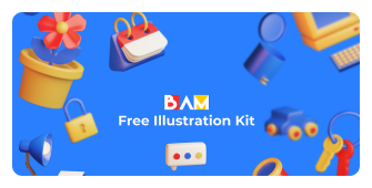 BAM – 3D Kit